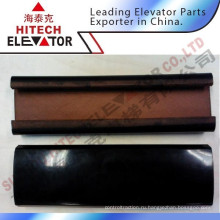 Высокое качество эскалатор поручень черный пояс