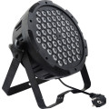 La tête mobile de haute qualité 60w 100w 150w 180w LED en aluminium moulé sous pression RGBW a mené la lumière d'étape