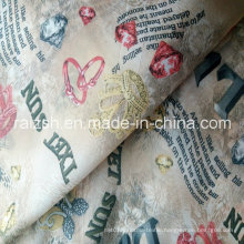Gorgeous Printed Nylon Taffeta for Garment/ Ethnic Style Pattern