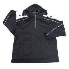 Functional Windproof Nylon Taslon Jacket