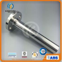 Brida de acero inoxidable Lwn reborde forjado a ASME B16.5 (KT0090)