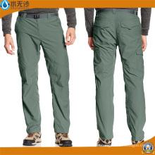 Tactical Combat Black Cargo Pants Pantalones