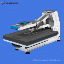 Automatic Heat Press T-Shirt Printer with Hydraulic ST-4050