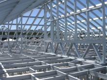 Steel Structure for Plant