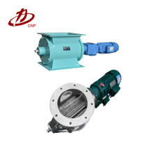 Distributeur de vanne rotative pour silo