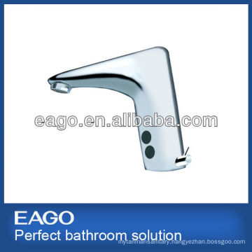 faucet with sensor