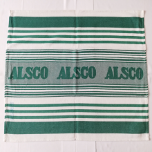 Kapas Alsco Jacquard Tea Stock Handuk