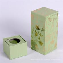dongguan en gros papier emballage boîte de parfum