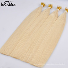 Qingdao Factory Price Double Drawn Remy Prebonded U Tip Hair/Flat Tip Hair Virgin Hair Extension/I Tip Brazilian