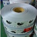White Plastic Sheet for Cosmetic Tube