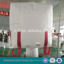jumbo bag for PKS pellet , wood chips bulk bags 600kg / 1.2ton