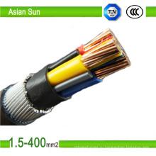 Горячие продажи лучшего качества солнечной панели фотоэлектрических кабелей 6 мм