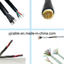 Заводская цена Kvv 450 / 750V 14X2.5mm2 гибкий кабель управления PVC изолированный электрический кабель
