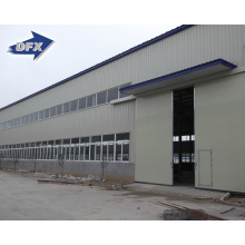 Low Cost Pre Fabricated Temporary Building Two Story Steel Frame Structure Warehouse Building