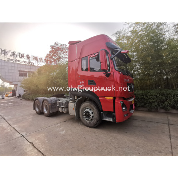 Used cheap Dongfeng truck 6x4 Tractor head