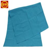 Leve e leve toalha de microfibra de camurça seca rápida e leve Leve e suave microfibra de material de camurça Toalha