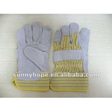 Кожаные перчатки из коровы