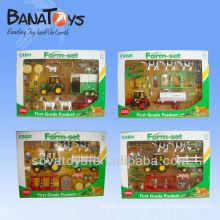 907090132 jogo de brinquedo de caminhão de brinquedo agrícola para crianças