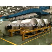 Papel de alumínio gauge jumbo roll de alumínio Pagamento Ásia Alibaba China