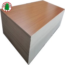 ODM for White Melamine MDF 18 mm Melamine MDF Board Raw MDF export to Saudi Arabia Importers