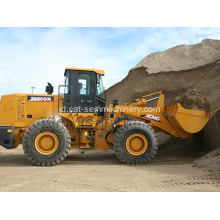 XCMG ZL50GN 5 TON Wheel Loader Mineral Yard