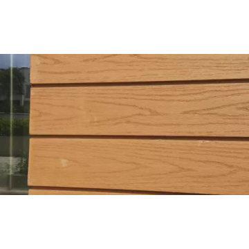 Anti-UV Interior & Exterior WPC Wall Panel siding for subzero snowing weather