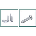 black plated self tapping drywall screws