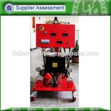 máquina de pulverización de espuma de PU con barriles