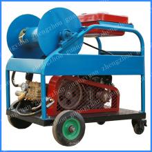 Machines de nettoyage de tuyaux et de drain Nettoyeur haute pression
