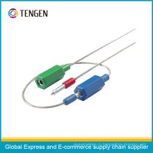 Металлические провода замка безопасности печать с различным типом цветов 4
