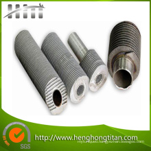 Carbon Steel Tube with Aluminum Fins in Extruded Type