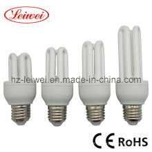 Luz de lámpara, ahorro de energía 3U
