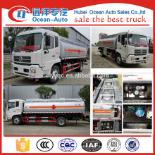 Venta al por mayor DONGFENG 5000 litros depósito de combustible para camiones