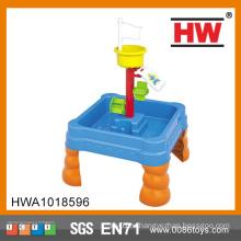 Высокое качество Дети Летние пластиковые песок и вода играют в настольные игрушки