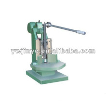 Manual corner notching machine, hand operated notcher,corner notcher