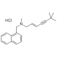 Clorhidrato de terbinafina CAS 78628-80-5