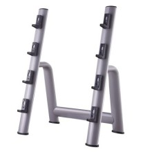 Ganas Gym Equipment 4 Pairs Barbell Rack