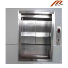 Maschinenloser Dumbwaiter Aufzug mit wenig Platz