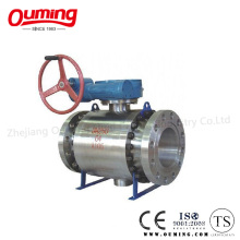 2PC/3PC Trunnion Mounted Ball Valve