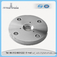 Forged standard stainless steel JIS flange