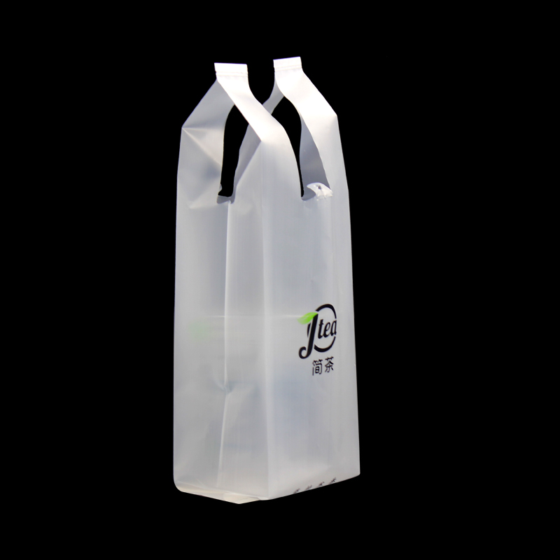 Factory Price Coffee Package T-shirt Bag