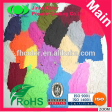 Electrostatic spray powder coatings powder paints
