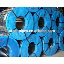 Alibaba mejor fabricante, bobinas de acero recocido brillante