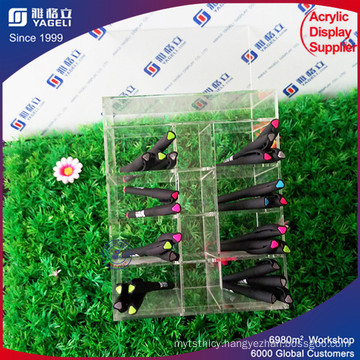 New Arrival Acrylic Pen Holder Display