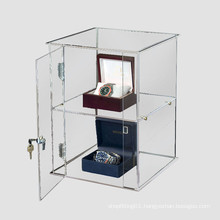 Acrylic Display Cabinet/Acrylic Display Rack with Lock (AD-1427)