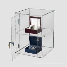 Акриловый шкаф дисплея / акриловая стойка дисплея с замком (AD-1427)