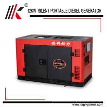 Gensets factory supply 15 kva generator 15kva to 500kva silent power diesel generator silent