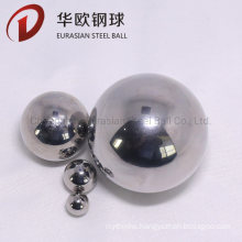 Hardened Suj2 AISI52100 Steel Ball for Heavy Industry