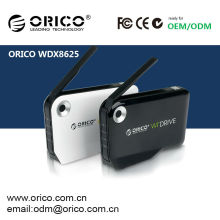 ORICO WDX-8625 WiFi WIDRIVE Wireless 2.5'' HDD Enclosure lan HDD storageWireless Storage