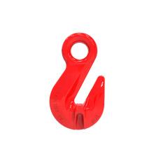 G80 Eye Shortening Grab Hook/ forging hoisting hook